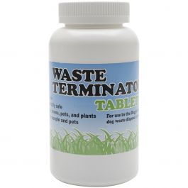Doggie Dooley Waste Terminator Tablets 100/Bottle  - HT3648