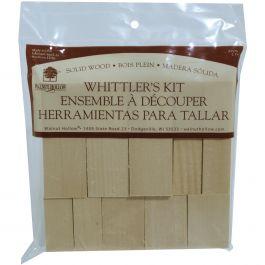 Basswood Whittler'S Kit 10Pc    - 4005