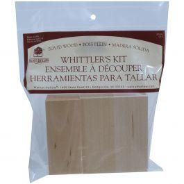 Basswood Whittler'S Kit 3Pc   - 4008