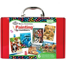 Painting By Numbers Kit  - RTN-204