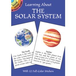 Dover Publications Learning About The Solar System - DOV-41009
