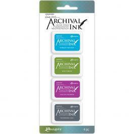 Wendy Vecchi Mini Archival Ink Pads Set #2 - AMD57802