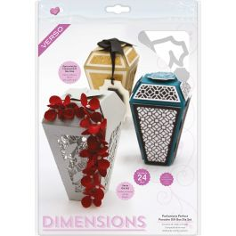 Tonic Studios Verso Dimensions Dies 24/Pkg-Parfumerie Perfect Panache Gift Box Set