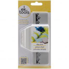 """Edge Punch Paw Print, 2""""X1"""" - E5440118"""
