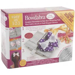 Bowdabra Hair Bow Kit  - BOW2300