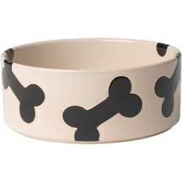 Petrageous Designs Kool Bones Bowl  Holds 2.5 Cups Slicker Bones - 12014