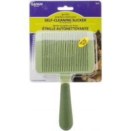 Safari Dog Self Cleaning Slicker Brush Large - W418