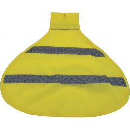 Coastal Reflective Safety Vest Neon Yellow Small - 01911NYS