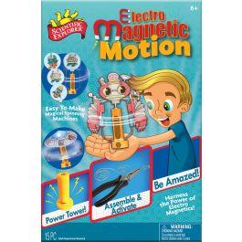 Scientific Explorers Electro Magnetic Motion Kit  - 810170
