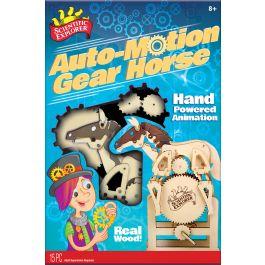Scientific Explorers Auto Motion Gear Horse Kit  - 810150