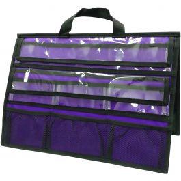 """Tutto Tool Holder 15.5""""X11""""X1"""" Purple - CFO7-PUR"""