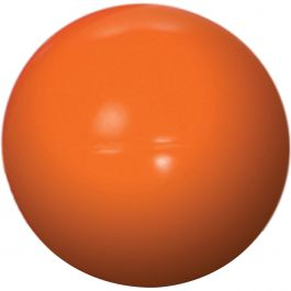 "Virtually Indestructible Ball 6"" Orange - 1006O"