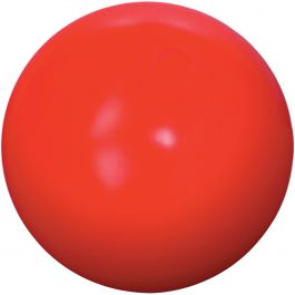 "Virtually Indestructible Ball 10"" Red - 1010R"