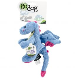 Godog Dragons With Chew Guard Small Periwinkle - 770800