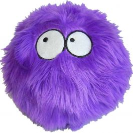 Godog Furballz With Chew Guard Small Purple - 770120