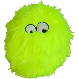 Godog Furballz With Chew Guard Large Lime - 770125
