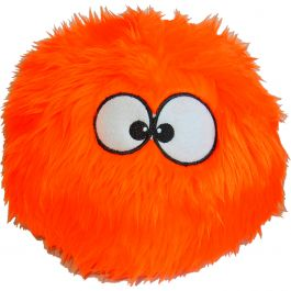Godog Furballz With Chew Guard Large Orange - 770123