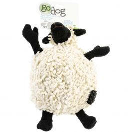 Godog Fuzzy Wuzzy With Chew Guard Large Sheep - 770613