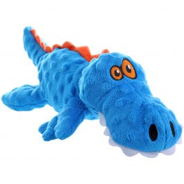 Godog Gator With Chew Guard Large Blue - 774019