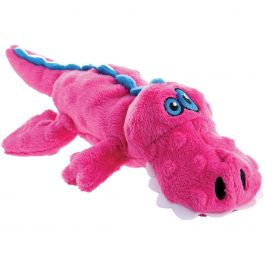 Godog Just For Me With Chew Guard Small Pink Gator - 770946