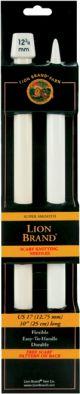 Lion Brand Scarf Knitting Needles 10