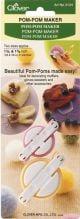Clover Pom Pom Makers Small 1.375