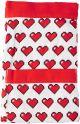 Ro Half Apron Hearts - RO5357