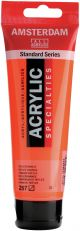 Amsterdam Standard Acrylic Paint 120ml-Reflex Orange
