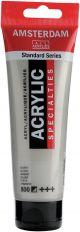 Amsterdam Standard Acrylic Paint 120ml-Silver