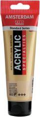 Amsterdam Standard Acrylic Paint 120ml-Light Gold