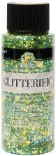 Folkart Glitterific Glitter Paint 2Oz Green - GL-5880