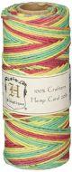 Hemptique - Hemp Cord Spools - 20 lb. - Rasta