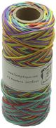 Hemptique - Hemp Cord Spools - 20 lb. - Rainbow