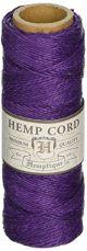 Hemptique - Hemp Cord Spools - 10 lb. - Dark Purple