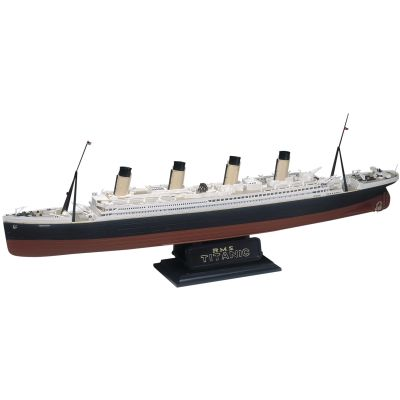 Plastic Model Kit-RMS Titanic 1:570