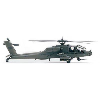 Plastic Model Kit-AH-64 Apache Helicopter 1:48
