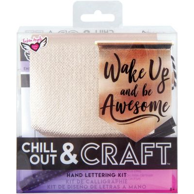 Chill Out & Craft Calligraphy Set-