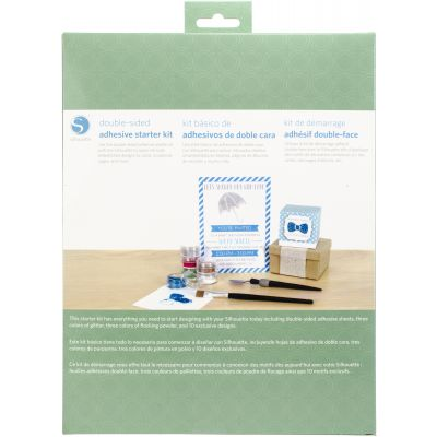 Silhouette Double Sided Adhesive Starter Kit  - KIT-ADHE