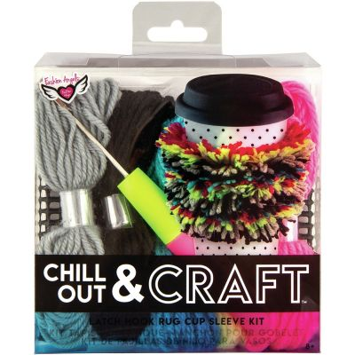 Chill Out & Craft Latchhook Kit-