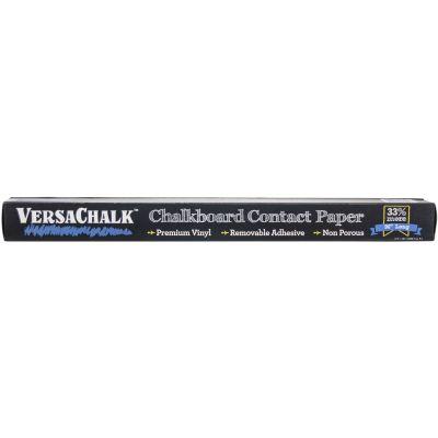 VersaChalk Chalkboard Contact Paper W/Marker 18
