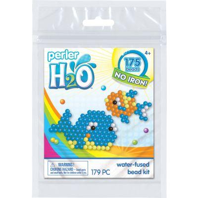 H2O Fused Bead Trial Kit Fish - 80-53071