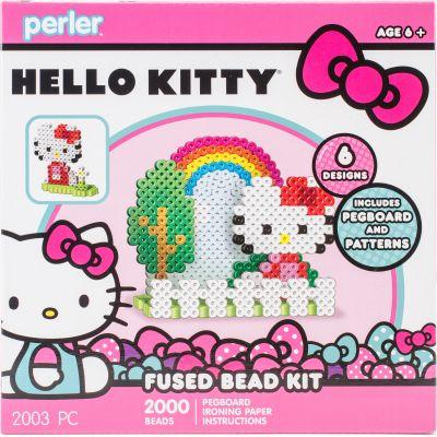 Perler Fused Bead Kit-Hello Kitty