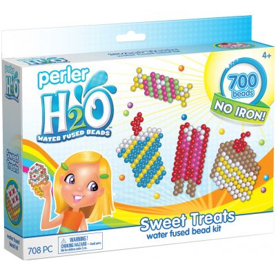 H2O Fused Bead Kit Sweet Treats - 80-54236