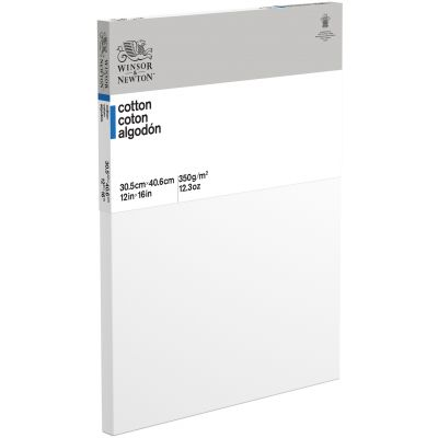 Winsor Newton Professional Stretched Canvas Cotton-12