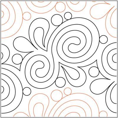 Quilt Stencils By Patricia Ritter & Leisha Farnsworth-Marmalade 10