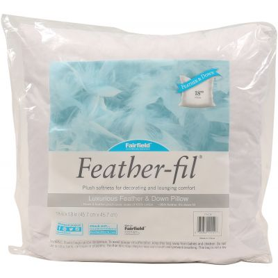 Fairfield Feather-Fil Feather & Down Pillow Insert-18