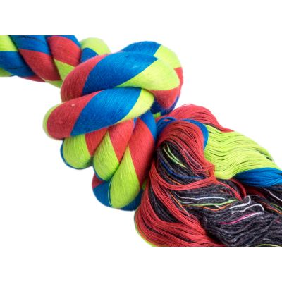 Petface Small Triple Knot Rope Dog Toy  - PET30219