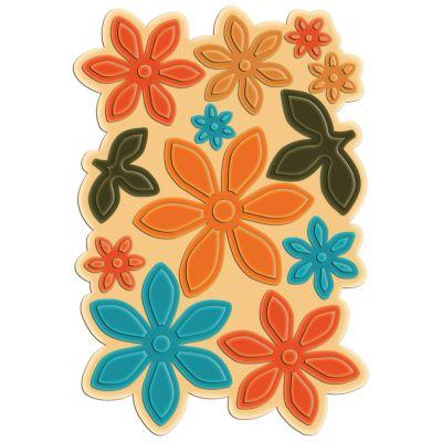 Heartfelt Creations Cut & Emboss Dies Sun Kissed Fleur, .75