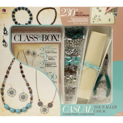Jewelry Basics Class In A Box Kit Casual - JB34706-010