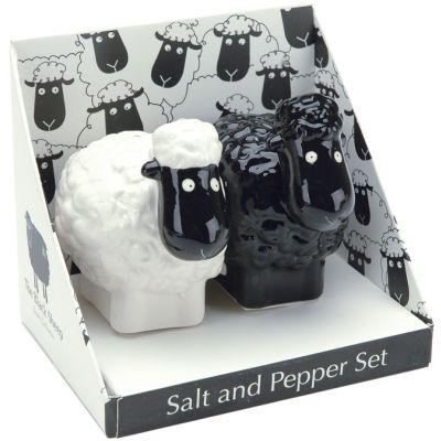 Dublin Gift The Black Sheep Salt & Pepper Shaker Pair 2.75